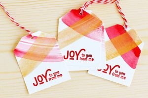 12 Tags / Day 2: Joy to the World