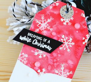 12 Tags / Day 11: Dreaming of a White Christmas + a video!