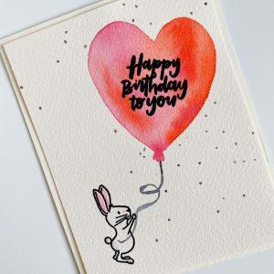 Happy Birthday with Heart!