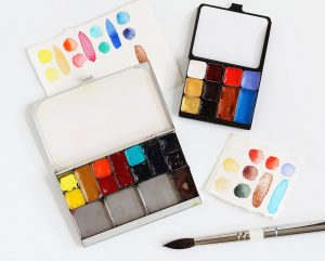 Pocket Palette update + brushes!