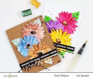 Altenew Craft-A-Flower: Daisy Release Blog Hop + Giveaway!