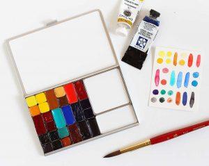 Art Toolkit Folio Palette!
