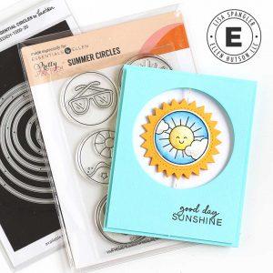 Sunny Spinner Card!